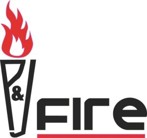 P&J Fire Services Logo