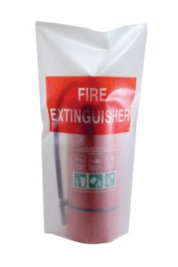 Fire ExtinguisherUV Cover Hastings