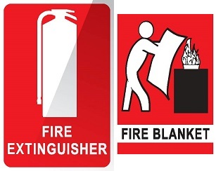 Signs for Fire Safety