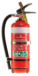 Portable Fire Extinguisher ABE Powder