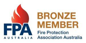 Fire Protection Association Bronze Member Logo