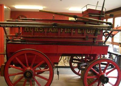 Fire Engine Horsham England