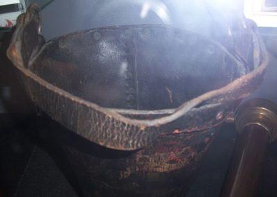 Leather Fire Bucket