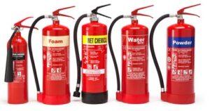 Amtec Portable Fire Extinguishers Melbourne