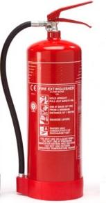 Amtec Water Fire Extinguisher